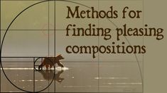 Art Lessons - Methods for finding pleasing compositions (Aaron's Art Tips Season 2 Acrylic Painting Lessons, Painting Tips, Rule Of Thirds, Composition Design, Principles Of Design, Photoshop, Elements Of Art, Affordable Art, Drawing Tips