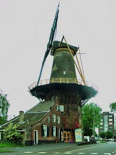Nederland / windmills
