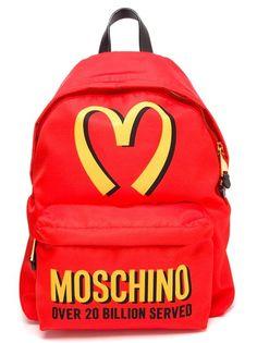 MOSCHINO 20 Billion Served Backpack