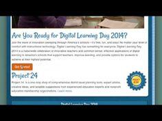 Digital Learning Day 2014 - Short Intro