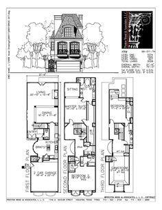 Townhouse Plan C9011