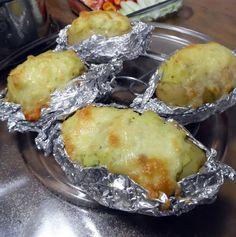 Receitas Culinárias: BATATA ASSADA RECHEADA (BAKED POTATO)