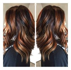 Ecaille (Tortoise Shell), a new hair coloring technique!