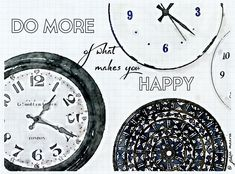 Photo Quotes, Me Quotes, Happy Co, My Photos, Clock, Wall, Decor, Quote Pictures, Watch