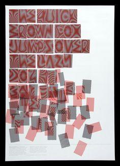 Creative Review - RCA: Communication Art & Design degree show jack gibley