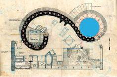 Fibonacci inspired recycled home