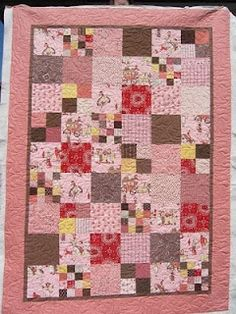love this cowgirl quilt