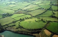 NAVAN FORT. Emain Macha, the seat of the ancient kings of Ulster, named after a princess or goddess Macha
