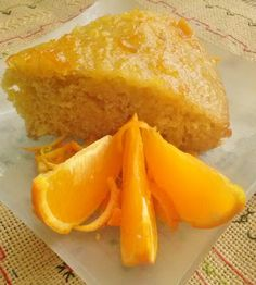 Cocinando con la Guzmanina: Tarta de Naranja