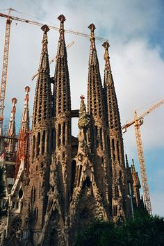 All things Europe — Sagrada Familia Barcelona (By TablinumCarlson)