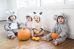 baby's first Hallowe
