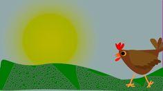 LUDIMÍDIA: OFICINA ANIMAÇÃO 2D: a nossa galinha levantando vo...