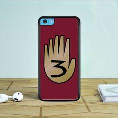 3 Gravity Falls Book 3 Mystery Twins iPhone 5 SE Case Dewantary