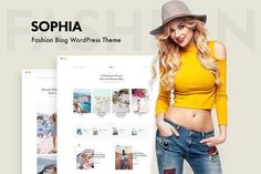 Sophia is the WordPress Theme designs to Fashion Bloggers. With this theme you can easily build a host-self blog website and show the products from Shop Style Collective Reward Style in your blog post. If you are a fashion blogger who is writting blog at home and get money from Shop Style Collective Reward Style or other AD publisher marketplace Flora is very useful for you! Flora is a very powerfulFashion Blog WordPress Themethat help you to build your own website by a simple way!  Live…