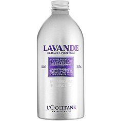 Lavender Harvest Foaming Bath - L'Occitane   Sephora