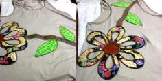 Bata bege floral