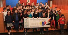 El Rastrillo Infantil entrega 30.714,67 euros para los damnificados del terremoto de Ecuador