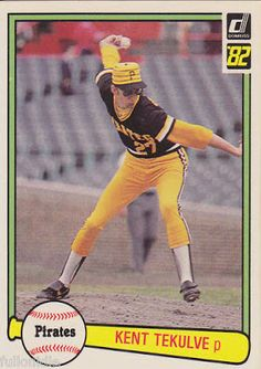 Born on today's date, Kent Tekulve. I needed an unorthodox mot. Pittsburgh Pirates Baseball, Pittsburgh Steelers, Indianapolis Colts, Dallas Cowboys, Baseball Uniforms, Baseball Players, Baseball Photos, Baseball Cards, Pirate Pictures