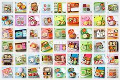 My favorite kid-food blogger has AMAZING ideas for Bento boxes!