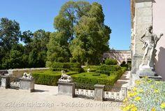 Jardim de buxos. - gloriaishizaka.blogspot.pt - Palácio do Marquês de Pombal - Oeiras - 75