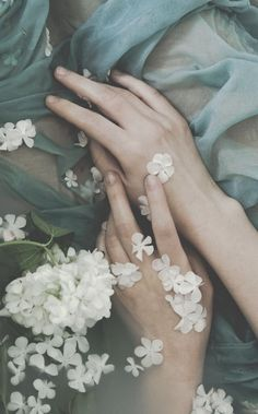 """c0llar-bones: """"Inner Gardens by Vivienne Bellini - Vivienne Bellini is a young imergindo fashion and fine-art photographer from northern Italy. Her work has already been featured by numerous publications in Europe. """""""