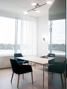 Interior design by Sistem Interior Architects. Office Interior Design, Office Interiors, Room Interior, Interior Architects, Conference Room, Table, Projects, Furniture, Home Decor