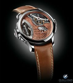 Greubel Forsey Art Piece 2 Edition 1 Filliou in white gold