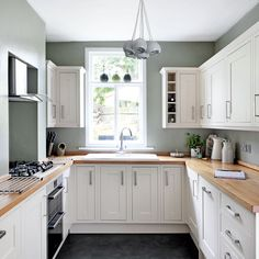 U-shaped kitchen ideas – designs to suit your space