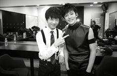 Jisung and Mark #SMrookies