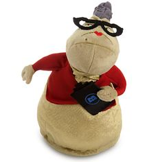 """Roz is one monster you don't want to get on the wrong side of - she runs Scare Floor F! ROZ MONSTER PLUSH SOFT TOY DOLL (from Disney-Pixar's """"Monsterc Inc"""")"""