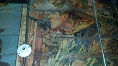 """Actor Tom MIx appeared in 291 short movies between 1909-1935, including """"Hello Cheyenne,"""" in 1928.  A painting of him currently graces the Atlas Theatre in downtown Cheyenne, WY. http://www.cheyenne.org/listings/index.cfm?action=display&listingID=1016&menuID=65&hit=1"""
