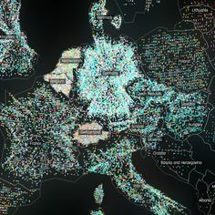 La mappa interattiva per comprendere il mercato globale | Motherboard