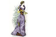 Vuonna 1856 nuori britti teki hämmästyttävän keksinnön: hän pystyi tuottamaan tervasta keinotekoista väriainetta, joka oli kauniimpaa ja halvempaa kuin luonnon omat värit. Keksinnöstä alkoi ennennäkemättömän väri-iloittelun aika.