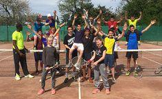 stages de tennis à l'Académie Pau Pyrénées