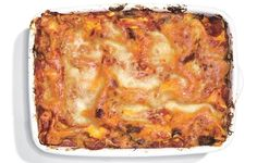 30-Minute Lasagna With Sausage And Mushrooms | 7 Quick Dinners To Make This Week