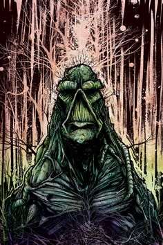 Swamp Thing by Josh Taylor
