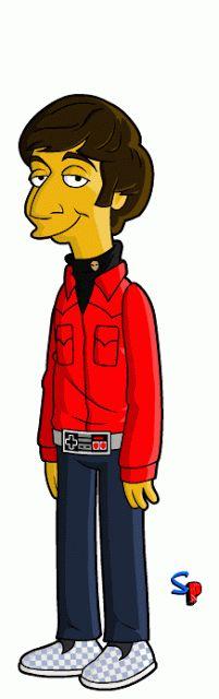 Springfield Punx: The Big Bang Theory