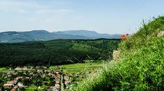 Mátra a Siroki várból / The Mátra Mountains from the Castle of Sirok (Sirok, Heves, Northern Hungary)