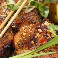 (cinnamon) Caribbean Style Chicken With Peanut Brown Sugar Spice Rub Recipe