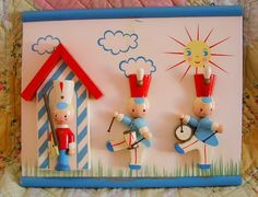 Vintage Storybook Lamps, Anyone? The World of Irmi. – Modern Kiddo