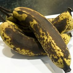 Treat cracked heels with over ripe banana - simple and cheap! ...read more.