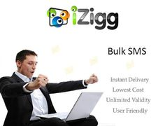 Now you can boost your company's productivity in a single click just by using iZigg Bulk SMS feature.