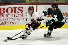 Women hockey players: improve your performance on the ice by performing these two exercises during the off-season, suggested by STACK Expert John C. Mackersie.