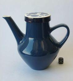 Melitta-Kaffee-Kanne-Stockholm-Keramik-50th-ceramic-coffeepot-midcentury