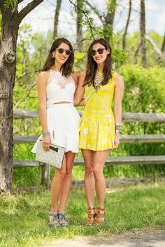 50 Lawn-Ready Looks From The Polo Classic #refinery29
