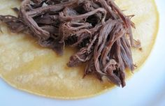 Slow Cooker Chipotle's Barbacoa (Copycat) - the real deal - YUMMY!  www.getcrocked.com