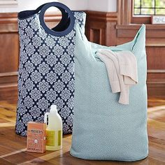 it's laundry day at d*s. amy's rounding up great laundry bags