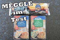 Neue Produkte von MEGGLE im Test - Susi und Kay Projekte
