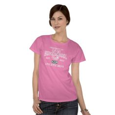 Pink Homeschool spirit wear!