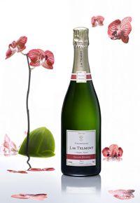 Nos champagnes et vins - Champagne J de Telmont Grande Reserve www.la-cave-des-sommeliers.com #wine #sommelier